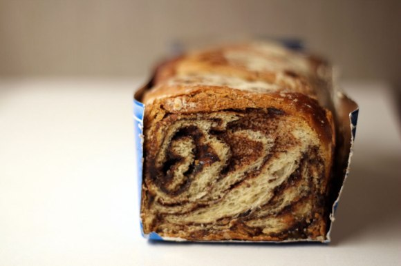 Green's chocolate babka