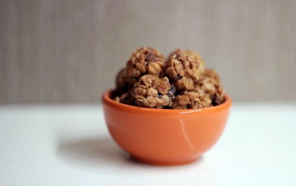 MadeGood granola bites