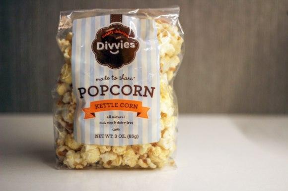 A bag of Divvies