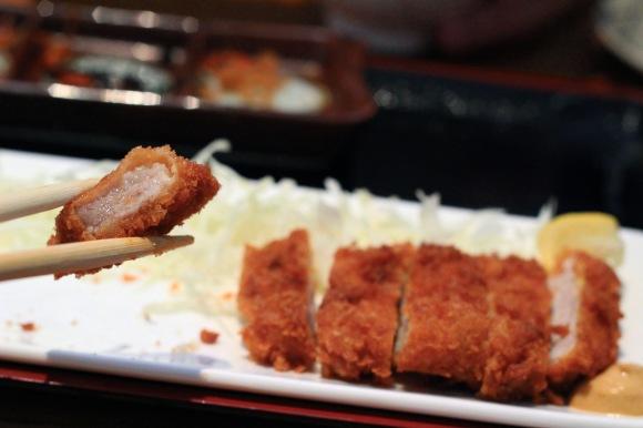 Pork katsu from Marumi