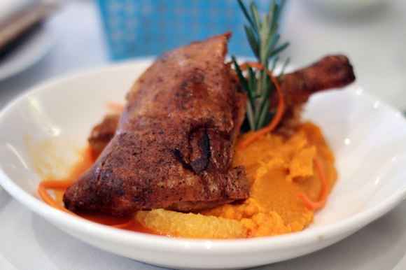 TBar's Crispy Long Island Duck
