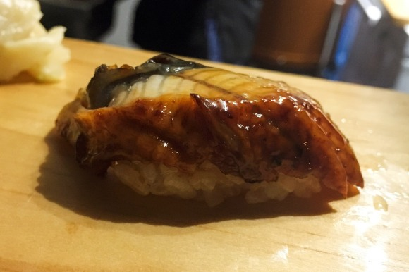 Eel from Sushi on Jones