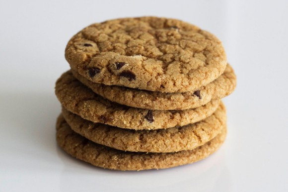 Fancypants chocolate chip cookies