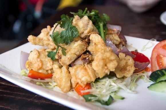 Calamari from Sao Mai