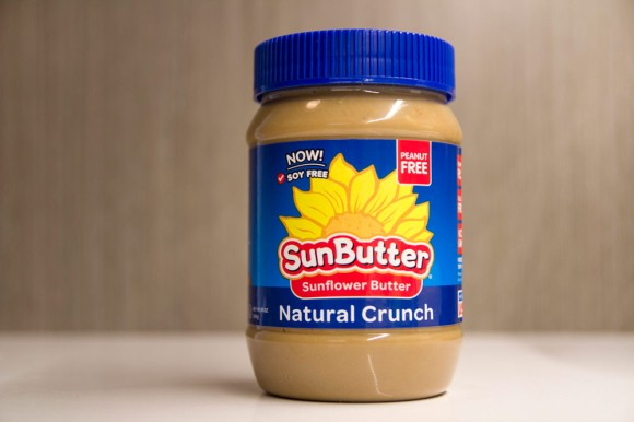 A Jar of Natural Crunch SunButter